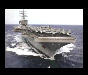 Ship USS Ronald Reagan