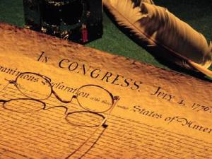 Declaration of Independence Freedom