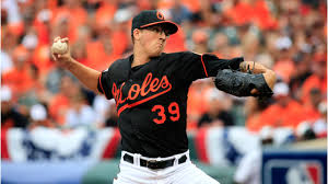 Dave McNally Orioles Pitcher